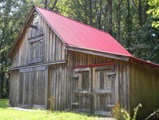 Sixteen Small Pole-Barn, Workshop and One, Two or Three Car Country Garage Plans - Complete Pole Barn Construction Blueprints by American Wood Pole Barn Plans