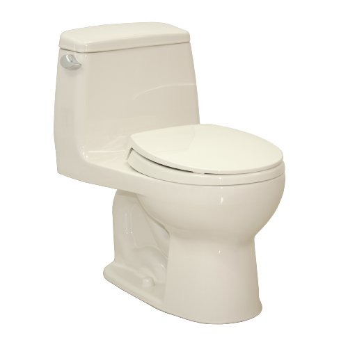 Toto MS853113E#12 Eco Ultramax Round Front One Piece Toil...