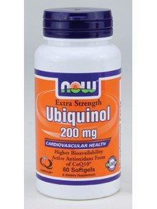now extra strength ubiquinol - 9