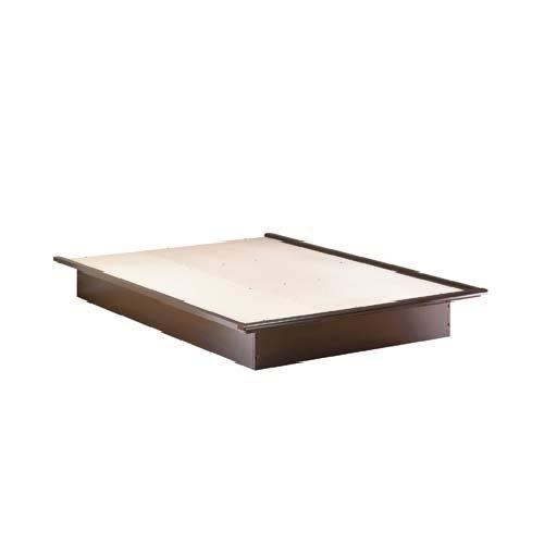 South Shore Furniture Platform Chocolate