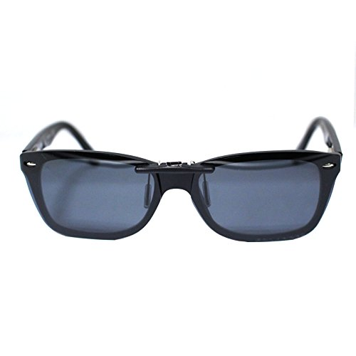 Custom Polarized Clip on Sunglasses For Ray-Ban RB5228 RX5228 - On Clip Rb5228