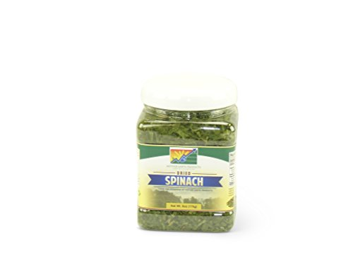 Mother Earth Products Dehydrated Spinach Jar ()