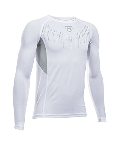 Under Armour Boys' Undeniable Baseball Long Sleeve