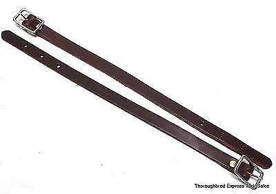 Latigo Straight Stirrup Hobbles Made in USA Western Horse Tack Equine