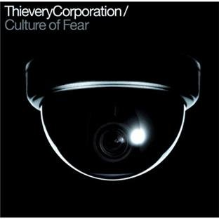CD : Thievery Corporation - Culture Of Fear (Digipack Packaging)