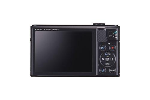 Canon PowerShot SX610 HS - Wi-Fi Enabled (Black)