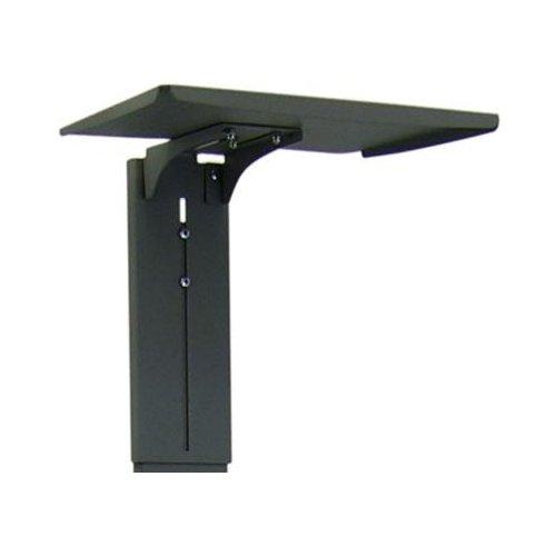 Ergotron 97-491-085 Mobile Mediacenter Mounting Shelf kit for Camera 5.95 lb Load Capacity - NEW - Retail - (Mmc Camera Shelf Kit)