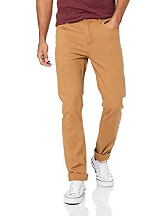 Riders by Lee Men's R2 Slim and Narrow Canvas, Dark Sand, R-28