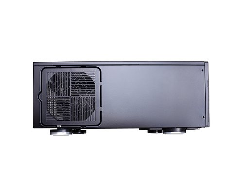 Silverstone Tek GD08B Aluminum Extended ATX / SSI-EEB compatible / SSI-CEB HTPC Computer Case Cases – Black by SilverStone Technology (Image #3)