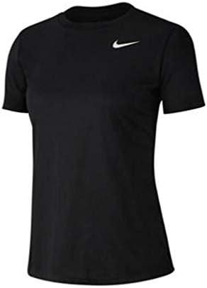 レディース・ウィメンズ ウィメンズ DRI-FIT レッグ クルー Tシャツ ブラック AQ3211-010