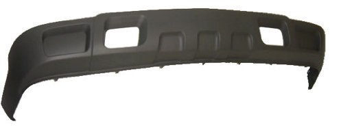 OE Replacement Chevrolet Silverado Front Bumper Deflector (Partslink Number GM1092174)