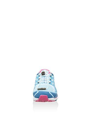 Salomon X-Wind Pro Women's Zapatillas Para Correr Azul Claro
