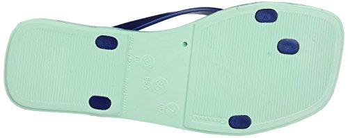 Ipanema Kirey Iii Fem - Sandalias de dedo Mujer Varios Colores - Mehrfarbig (green blue yellow 8438)