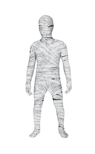 Mummy Morphsuit Kids Costume - Size Medium 3'11 – 4'5 -
