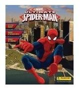 Marvel Ultimate Spider-Man Sticker Album Marvel Spider Man Sticker