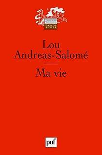 Ma vie par Andreas-Salomé