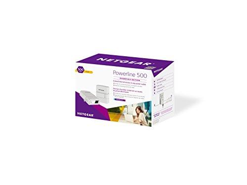 NETGEAR Powerline 500 1-Port Essentials Edition Starter Kit (XAVB5221) by NETGEAR (Image #4)