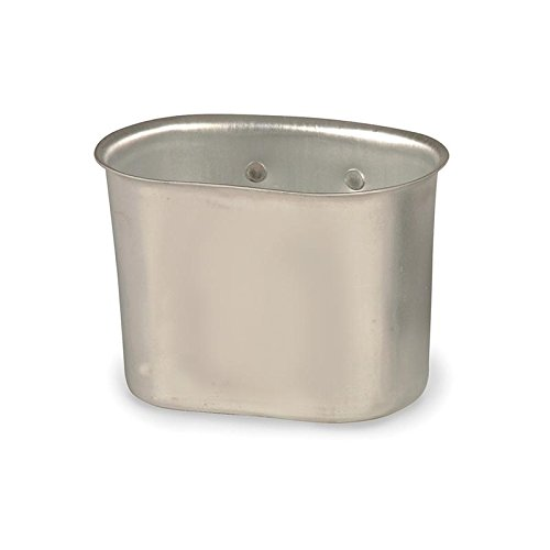 ALUMINUM CANTEEN CUP, Case of 72
