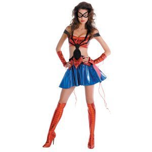 Spider-Girl Adult Costume - Medium