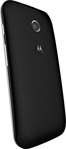 online retailer d6ccb 8104d Motorola Back Replacement Cover for Moto E 1st Gen (Licorice ...