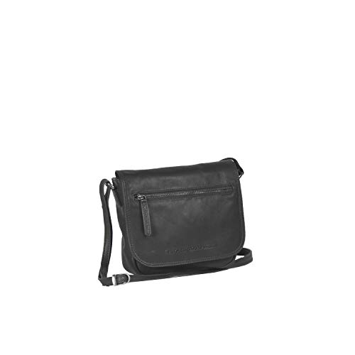 The Negro Bolso Bandolera Mini 20 Piel Chesterfield Coco Cm Bag Brand PrTPR