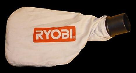 Delightful Amazon.com: Ryobi RLS1351 5 In. Flooring Saw Replacement Dust Bag (2 Pack)  # 089230100117: Home Improvement