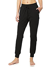 Women's Active Yoga Lounge Sweat Pants With Pockets