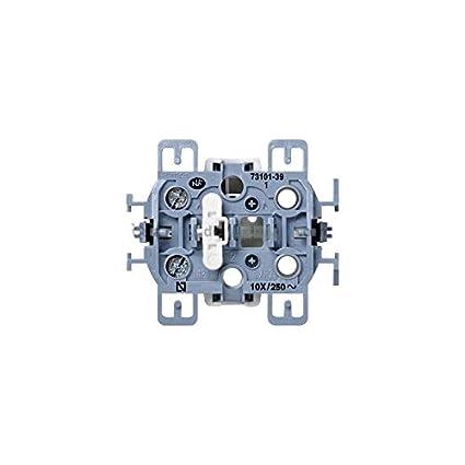Simon - 73101-39 interruptor unipolar s-73 Ref. 6557330001