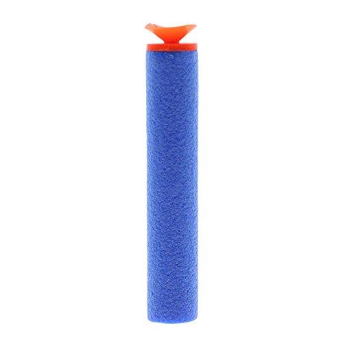 AMTION Refill Bullet Darts 200Pcs 7.2cm Soft Foam Toy Kids Gun Universal Suction Cup for Nerf N-Strike Elite Blaster Strike Bullets Darts