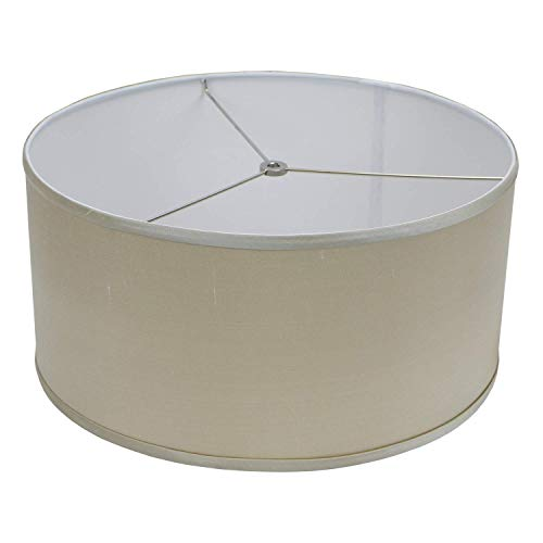 Dupioni Drum Shade - 9