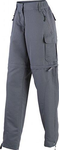 James Mujer Oscuro Zip Premamá off Pantalones Ladies' Gris amp; Nicholson 0qwaS0pr