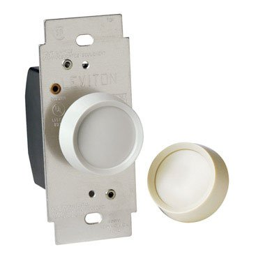 DIMMER 3-WAY WH//LT ALM by LEVITON MfrPartNo 06683-0TW Leviton Mfg Co Inc C36-06683-0WT