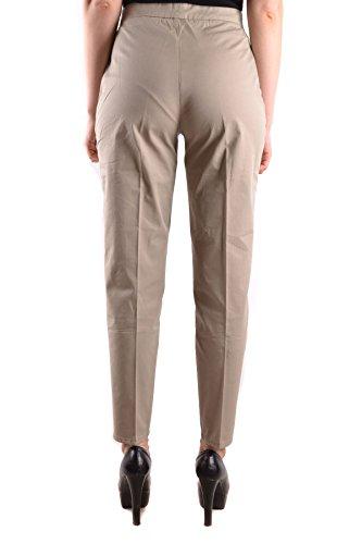 Reign Pantaloni Donna MCBI384031O Cotone Beige