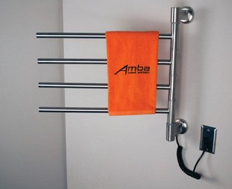 Contemporary Towel Warmer (Polished Finish)