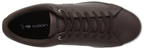 discount shopping online cheap Inexpensive Lacoste Men's Lerond Sneakers Dkbrn/Black Leather eastbay online f02Yvxt