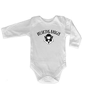 123t Funny Novelty Babygrow – Jumpsuit Romper Pajamas Christmas s Gift Babygrows Brand 568