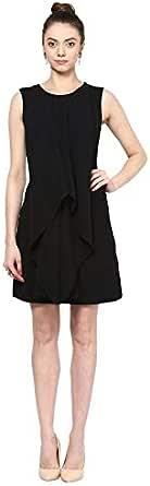 Kimaya Fashions Jumpsuit for Women - S, Black