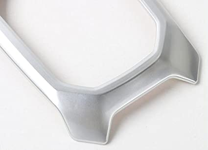 Carbon Fiber FMtoppeak 4Colors ABS Moulding Frame Trim Car Gear Shift Styling Level Platform Mask Cover for Jeep Renegade 2014 UP