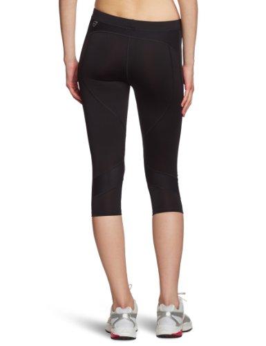 Nero black 4 Pe 3 Donna Pantaloni Puma Cosciali black nxqwaZ7YYE