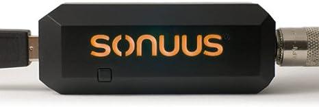Sonuus I2M Musicport - Guitarra MIDI sin modificaciones: Amazon ...