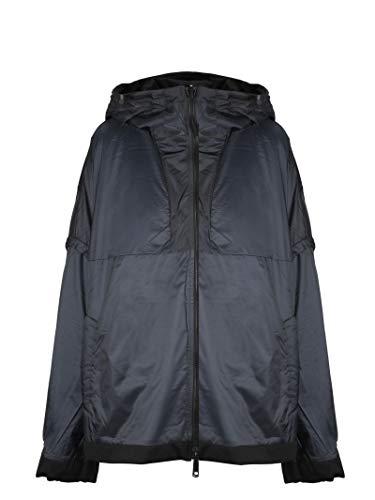 Yamamoto Y Yohji Giacca Outerwear Poliammide Donna Adidas Grigio Dp0749nightgreyblack 3 BwtqWP