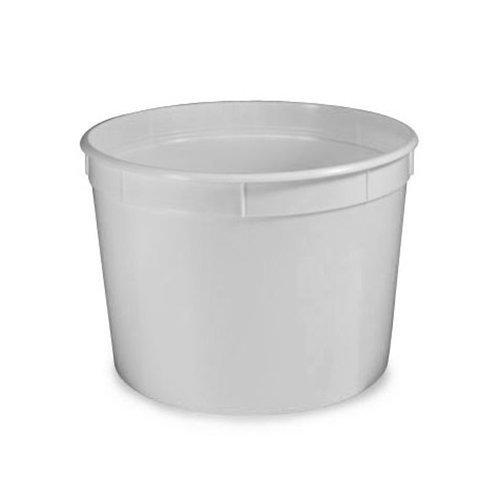 GLOBE SCIENTIFIC 270064 Container MultiPurpose 64 oz PP Sep Snap Cap White / GLOBE SCIENTIFIC 270064 Container MultiPurpose 64 oz PP Sep Snap Cap White