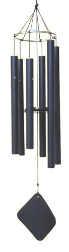 Music of the Spheres - Mongolian Soprano, Handcrafted, Precision Tuned, Weather-resistant, Wind Chime, 30