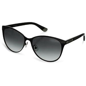 Juicy Couture JU535S Cat Eye Sunglasses,Ginger Glaze,56 mm