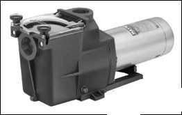 Hayward SP2621X25 Super Pump 2.5 HP Pool Pump