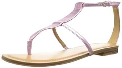 Nine West Women's Fischer Dress Sandal,Pink Synthetic,8 M US