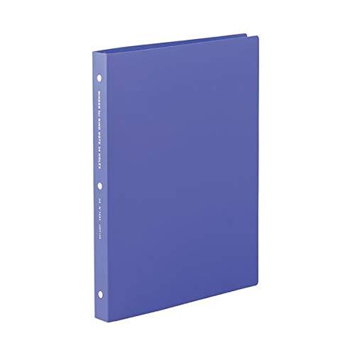 (まとめ) リヒトラブリングノート保存用バインダー(リングレックス) A4 青 N-1694-8 1冊 【×10セット】 生活用品 インテリア 雑貨 文具 オフィス用品 ファイル バインダー その他のファイル 14067381 [並行輸入品] B07KYS7NLZ