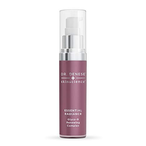 - Dr. Denese Essential Radiance Glyco-9 Renewing Complex, 1oz | Anti-Aging, Powered by 9% Glycolic Acid, Improves Skin Texture and Appearance | Paraben Free, Not Tested on Animals, Doctor Developed