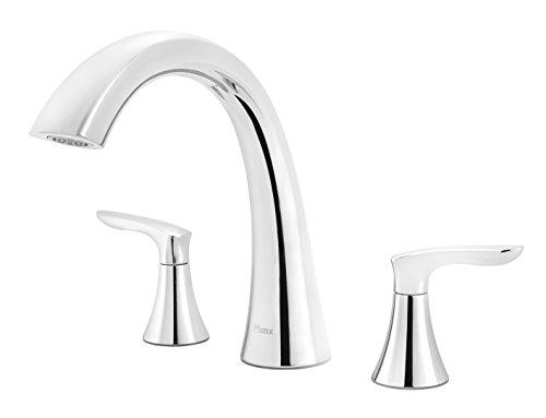 Pfister Chrome Faucet, Chrome Pfister Faucet