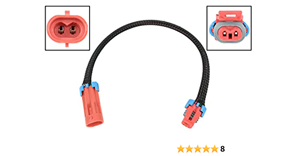 Jinyi Vapor Canister Vent Valve Solenoid Jumper Wiring Harness Fits for GMC Canyon Yukon